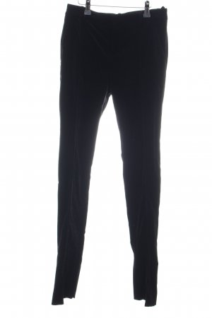 Gucci High-Waist Hose schwarz Casual-Look