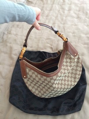 GUCCI - Hobo Half Moon Shoulder Bag