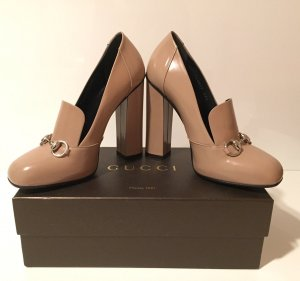 Gucci Horsebit Loafer Pumps