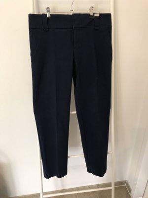 Gucci 7/8-broek donkerblauw Katoen