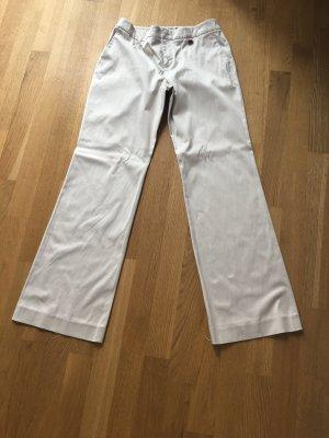 Gucci Pantalone Marlene crema