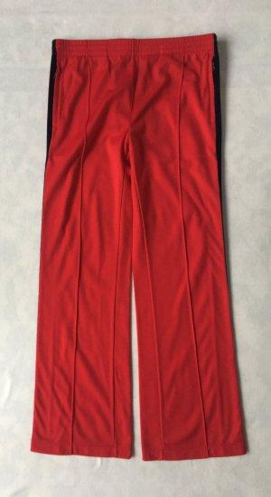 Gucci, Hose, rot mit Seitenstreifen, L, neu, € 650,-