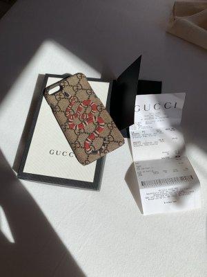 Gucci Key Chain black-bronze-colored