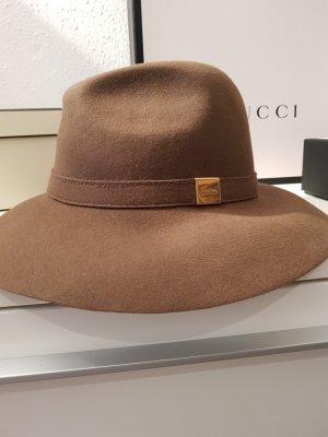 Cappello parasole bronzo Pelliccia