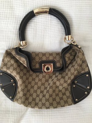 Gucci Shoulder Bag multicolored mixture fibre