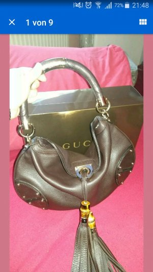 Gucci Indy Bag Bamboo