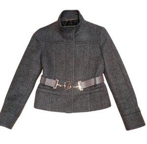 Gucci Jacke mit Gürtel Winterjacke