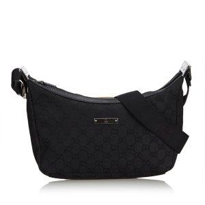 Gucci Jacquard GG Crossbody Bag