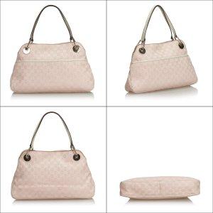 Gucci Jacquard GG Eclipse Tote Bag