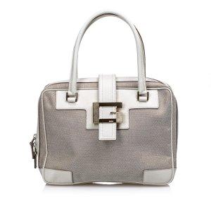 Gucci Jacquard Handbag