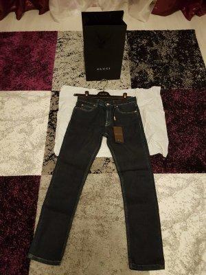 Gucci Spijkerbroek donkerblauw