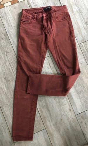 Gucci Jeans coupe-droite cognac