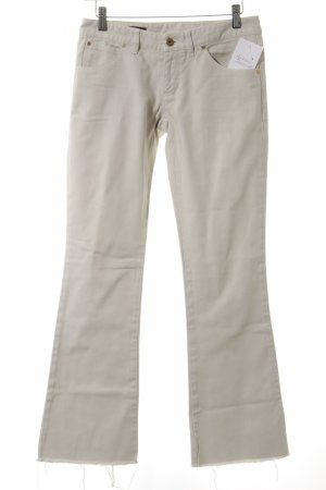 Gucci Denim Flares beige casual look