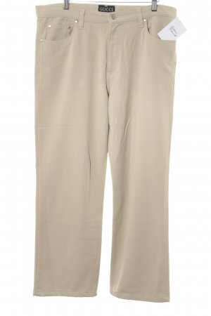 Gucci Jeggings beige look casual