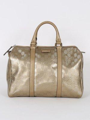 Gucci Joy Boston GG Imprime Gold