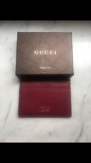 Gucci Card Case magenta