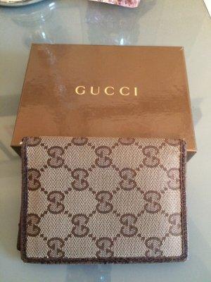 Gucci Kartenetui in Stoff