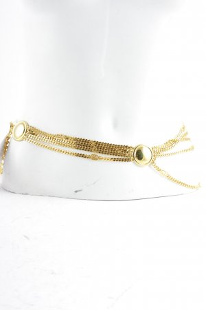 Gucci Chain Belt gold-colored elegant