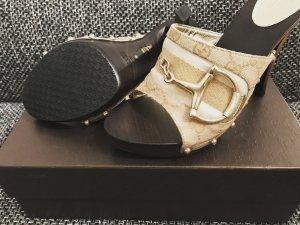 Gucci Klompen Halbschuh Original !!