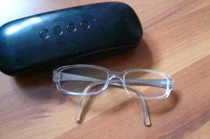 GUCCI Korrekturbrille Fassung aus Kunststoff Metall Mix