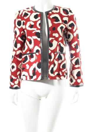 Gucci Blazer corto Stampa leopardata elementi in schiuma