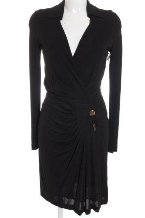 Gucci Langarmkleid schwarz Elegant