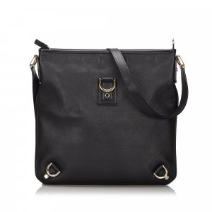 Gucci Leather Abbey Crossbody Bag