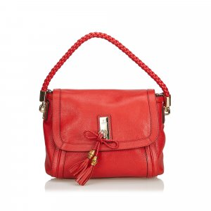Gucci Leather Bella Shoulder Bag