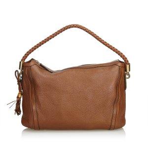 Gucci Leather Bella Shoulder Bag