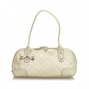 Gucci Leather Guccissima Princy Handbag