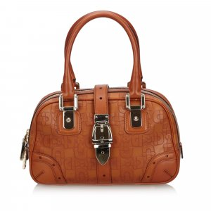 Gucci Leather Horsebit Handbag