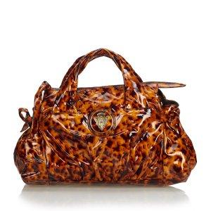 Gucci Leather Hysteria Handbag