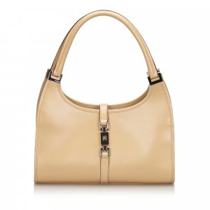 Gucci Leather Jackie Handbag