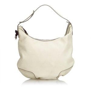 Gucci Leather Princy Hobo Bag