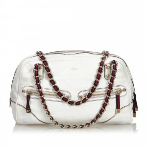 Gucci Leather Princy Shoulder Bag