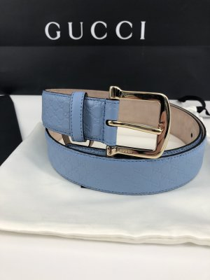 Gucci Riem azuur-korenblauw