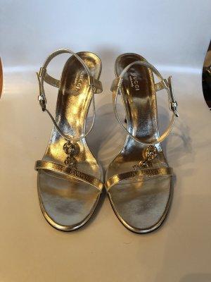 Gucci  Leder Sandale