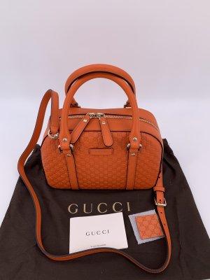 Gucci Leder Tasche  Crossbody Guccisima