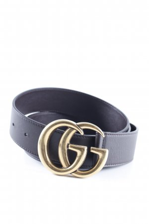 Gucci Leather Belt brown casual look