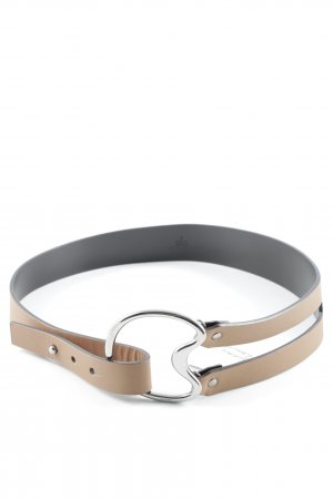 Gucci Leather Belt cognac-coloured casual look