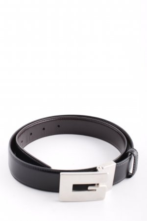 Gucci Leather Belt brown business style