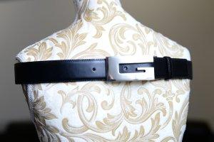 Gucci Ledergürtel mit Metallschnalle