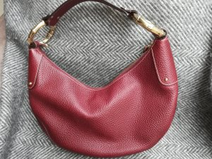 Gucci Handbag russet leather