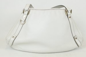Gucci Handbag white leather