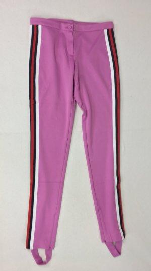 Gucci Leggings rosa Tessuto misto
