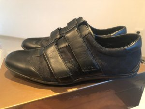 Gucci Velcro Sneakers black