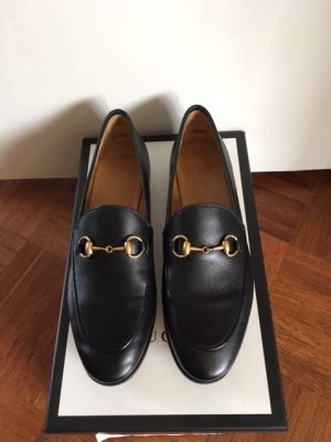 !!!! GUCCI Loafer Jordaan in schwarz NEU !!!