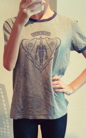 Gucci Luxus Designer T- Shirt Vintage college