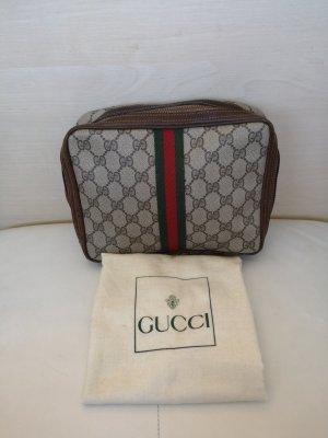 Gucci Minitasje rood-groen