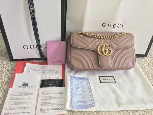 Gucci Marmont Beige Umhängetasche